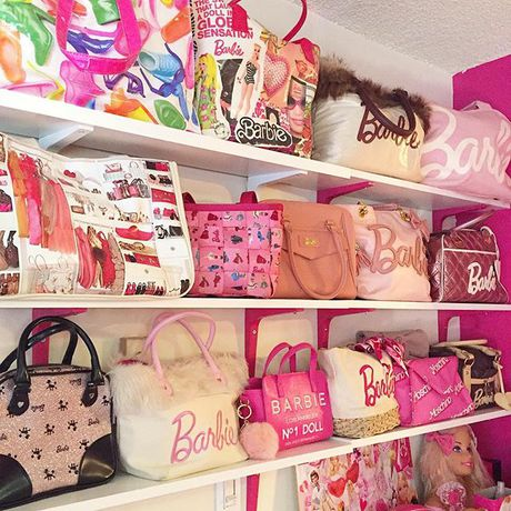 Ngan ngam truoc nhung phien ban loi cua bup be Barbie - Anh 5