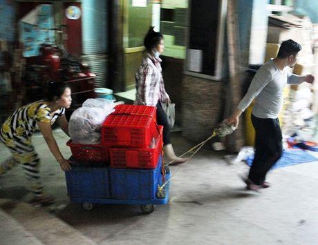 Tieu thuong hoi ha doi cho co lon nhat Sai Gon - Anh 6