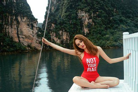 Choang voi so thich di dien nhu di... boi cua Huong Giang idol - Anh 20