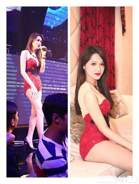 Choang voi so thich di dien nhu di... boi cua Huong Giang idol - Anh 3
