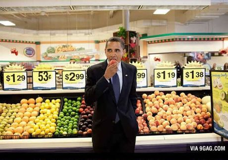 Khoanh khac dep nhat cua Obama suot 8 nam qua - Anh 1