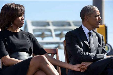 Khoanh khac dep nhat cua Obama suot 8 nam qua - Anh 27