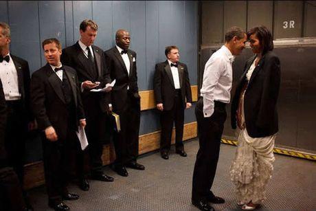 Khoanh khac dep nhat cua Obama suot 8 nam qua - Anh 4