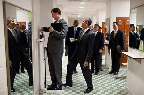 Khoanh khac dep nhat cua Obama suot 8 nam qua - Anh 5