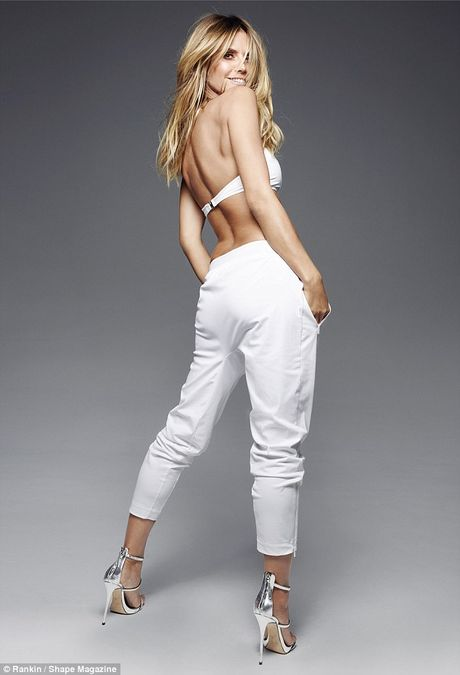 Heidi Klum tai xuat lang mot noi y - Anh 4