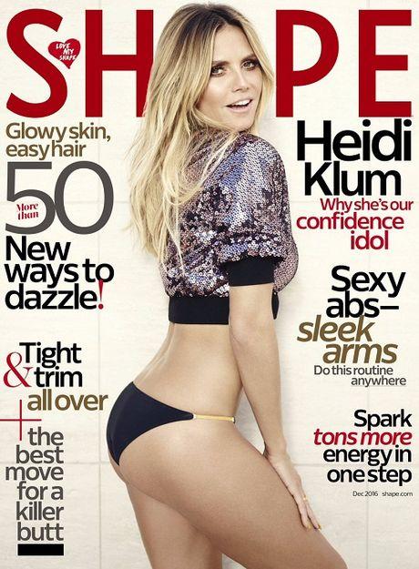 Heidi Klum tai xuat lang mot noi y - Anh 8