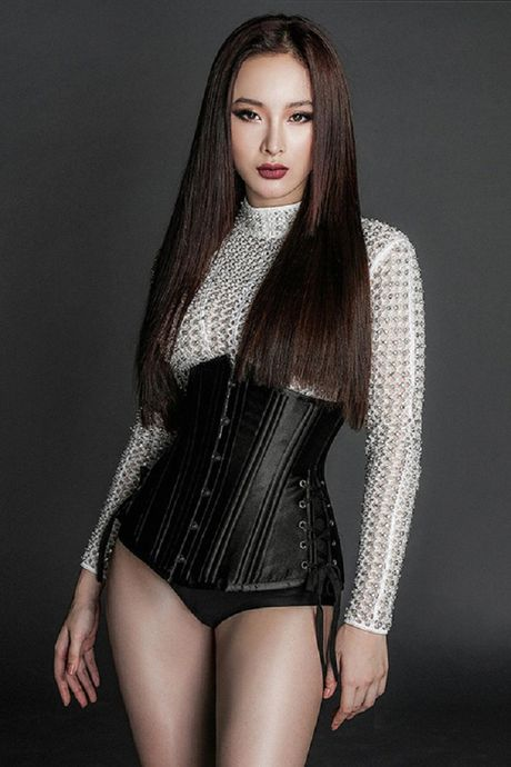 My nhan Viet ru nhau khoe eo thon-dang nuot voi corset - Anh 11