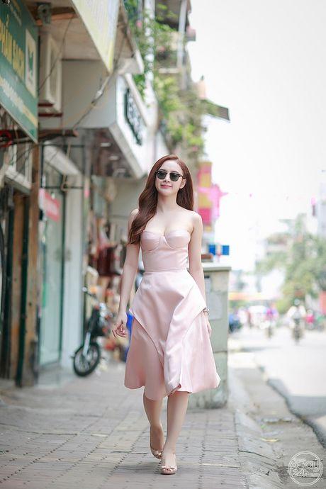 My nhan Viet ru nhau khoe eo thon-dang nuot voi corset - Anh 12