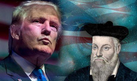 Nha tien tri Nostradamus doan chinh sach cua Trump sau dac cu? - Anh 1