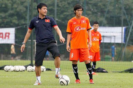DIEM TIN TOI (12.11): HLV Huu Thang uu ai Tuan Anh - Anh 1