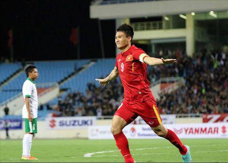 Tiet lo doi hinh tuyen Viet Nam ra san gap Avispa Fukuoka - Anh 1