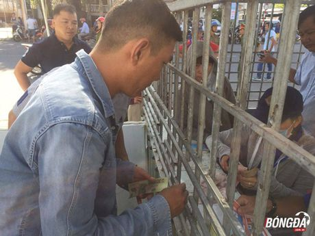 Chay ve xem Cong Phuong, Xuan Truong tren san Can Tho - Anh 1