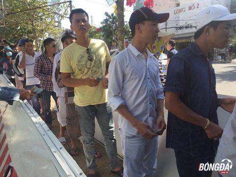 Chay ve xem Cong Phuong, Xuan Truong tren san Can Tho - Anh 3