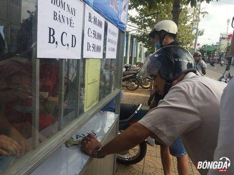Chay ve xem Cong Phuong, Xuan Truong tren san Can Tho - Anh 6