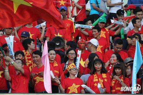 Fan Can Tho chay het minh vi Cong Phuong, Xuan Truong - Anh 2