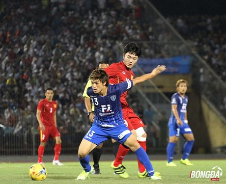 Cong Phuong mo nhat, tuyen Viet Nam bi Fukuoka cam chan - Anh 1