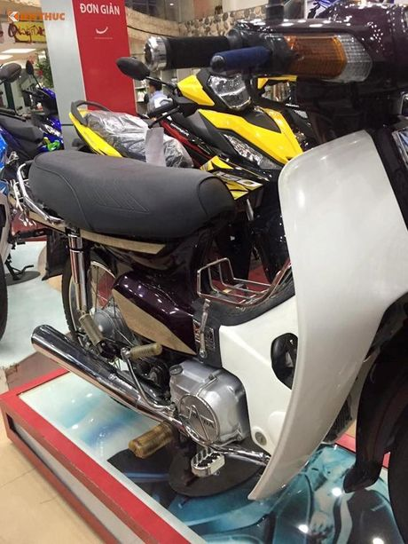 Honda Dream II gia 350 trieu tai Viet Nam la 'hang dung'? - Anh 4