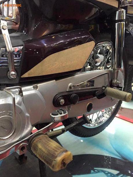 Honda Dream II gia 350 trieu tai Viet Nam la 'hang dung'? - Anh 6
