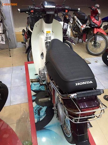 Honda Dream II gia 350 trieu tai Viet Nam la 'hang dung'? - Anh 8