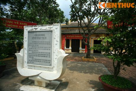 Kham pha ngoi dinh co noi tieng nhat Can Tho - Anh 2
