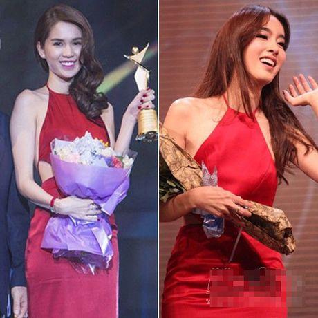 Soi nhung lan sao Viet mac 'vay nhai' kem tinh te - Anh 1