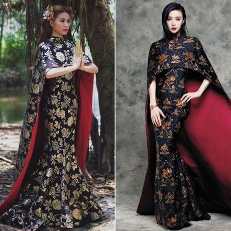 Soi nhung lan sao Viet mac 'vay nhai' kem tinh te - Anh 5