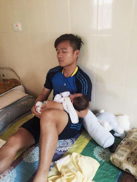 Dinh Thanh Trung - ong bo mau muc nhat DTQG Viet Nam - Anh 6