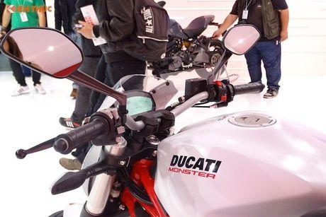 Ducati Monster 797 gia hon 200 trieu tai EICMA 2016 - Anh 4