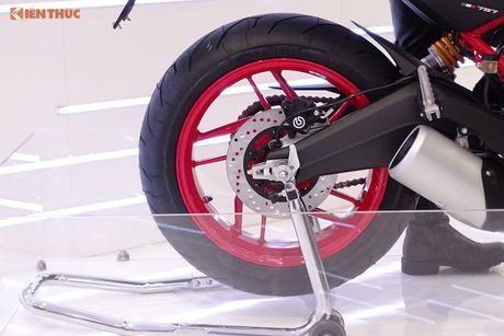 Ducati Monster 797 gia hon 200 trieu tai EICMA 2016 - Anh 8
