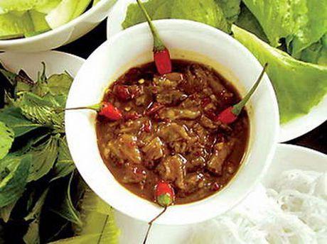 Cach che bien mon rau do long ca cua nguoi Muong - Anh 6