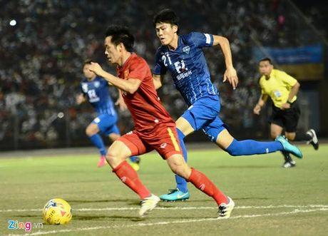 Cong Phuong vo duyen, DTQG Viet Nam hoa CLB Nhat Ban - Anh 2