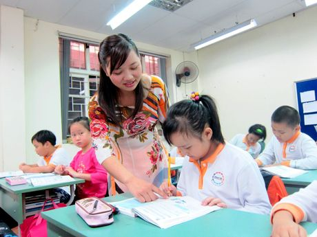 Hao hung don nhan nhung thay doi trong danh gia HS tieu hoc - Anh 1
