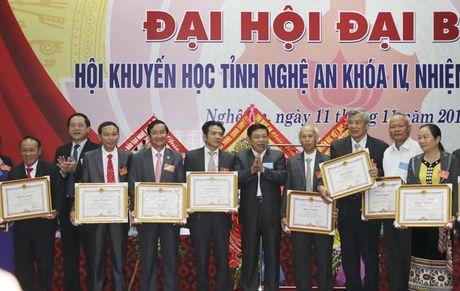 Nghe An: Van dong 217 ty dong quy khuyen hoc giai doan 2011 - 2016 - Anh 1