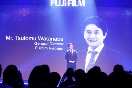 Fujifilm X-A3 thoi trang, ca tinh voi gia ban gan 14 trieu dong - Anh 1