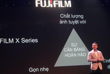 Fujifilm X-A3 thoi trang, ca tinh voi gia ban gan 14 trieu dong - Anh 3