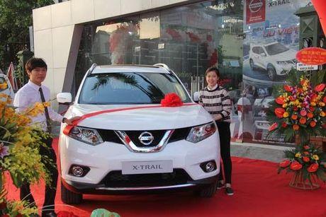 Khai truong dai ly 3S Nissan Kinh Do tai Ha Noi - Anh 1