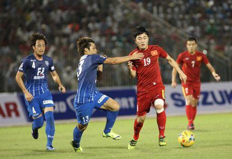 HLV Fukuoka muon chieu mo Xuan Truong, Van Toan, Hoang Thinh - Anh 2