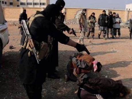 IS hanh quyet hon 100 dan thuong quanh Mosul (Iraq) - Anh 1