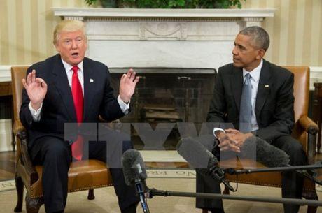 Ong Donald Trump se giu lai mot phan dao luat Obamacare - Anh 1