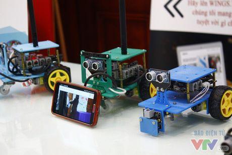Nhung san pham dich vu an tuong tai Techfest 2016 - Anh 1