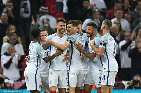 Tuyen Anh thang de Scotland voi 3 cu danh dau - Anh 3