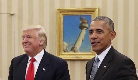 "Ong Trump bat ngo ""be cong"" loi hua ve Obamacare - Anh 1"