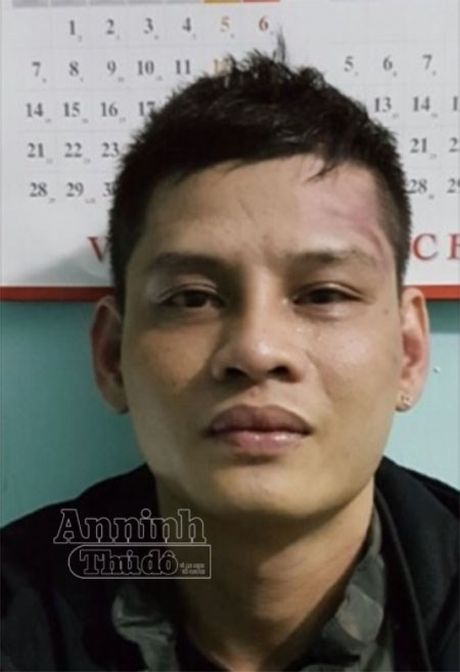 Bat nghi pham ban chet nhan vien khach san - Anh 1