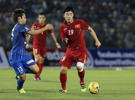 HLV Nhat khen Van Toan, Xuan Truong - Anh 3