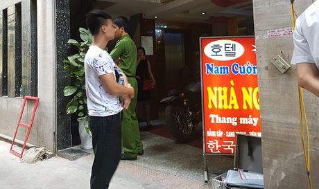 Ke cam dau vu no sung o Ha Noi bi bat the nao? - Anh 1