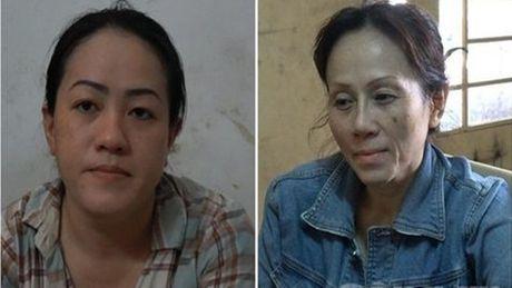 Hai chi em cam dau duong day buon ban ma tuy o TP Ho Chi Minh - Anh 1