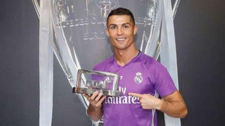 Vuot qua Messi, Ronaldo tro thanh cau thu xuat sac nhat the gioi - Anh 1