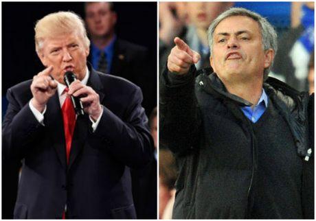 Mourinho: Co mot Donald Trump 2.0 o the gioi bong da - Anh 1