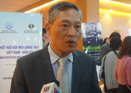Thu truong Tran Van Tung: Thoi diem nay thuan loi cho phong trao khoi nghiep o Viet Nam - Anh 2