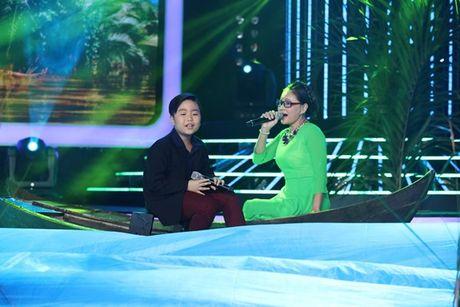 'Guong mat than quen nhi': Vu Ha gay xuc dong khi hoa vai Minh Thuan - Anh 9